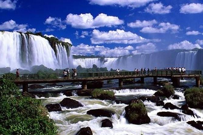 Chûtes d'Iguazu coté Brésil