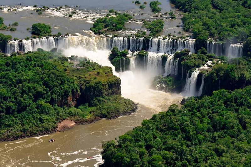 Chûtes Iguazu