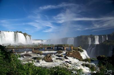 Chûtes d'Iguazu