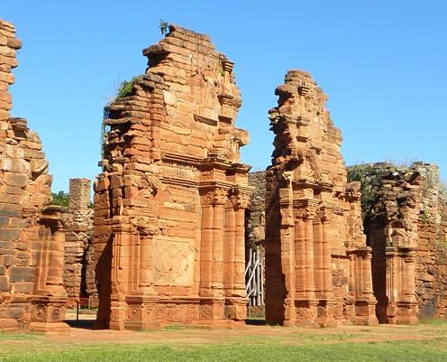 Ruines Jesuites de San Ignacio