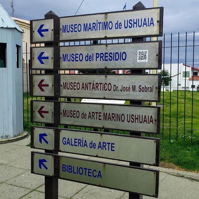 Ushuaia, musées