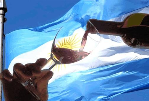 Vignobles en Argentine