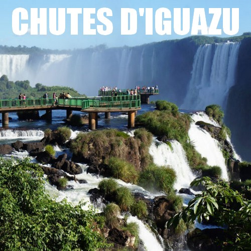Voyage Iguazu Argentine