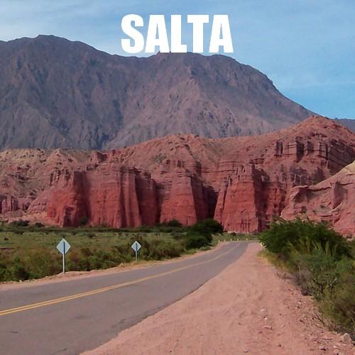 Voyage Salta Argentine